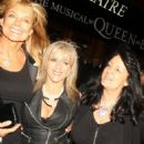 Former Model Jilly Johnson, Samantha Fox and Myra Stratton - Girl Night Out