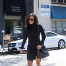 Naya Rivera: out and about running errands in LA