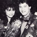 Valerie Bertinelli and Eddie Van Halen - 454 x 374
