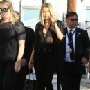 Khloé Kardashian makes an appearance on 'Jimmy Kimmel Live!' in Hollywood, California on November 3, 2016