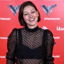 Emma Willis – Pictured at The Voice UK Photocall Series 4 in Manchester - 454 x 722