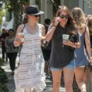 Sophia Bush is seen out and about in Los Angeles CA July 1, 2016 - 438 x 600