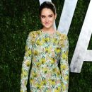 Shailene Woodley - Oscar Night the 20th Annual Elton John AIDS Foundation Academy Awards Viewing Party at The City of West Hollywood Park, February 26, in Beverly Hills