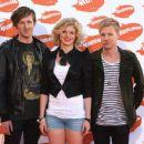 Australian Nickelodeon Kids` Choice Awards 2009 - Cariba Heine
