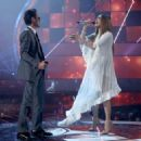 Jennifer Lopez and Marc Anthony- The 17th Annual Latin Grammy Awards - Show - 454 x 325