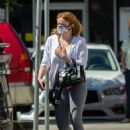 Ariel Winter – Running errands in Los Angeles