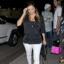 Eva Longoria – Arrives at Mr. Chow Restaurant in Beverly Hills - 454 x 662