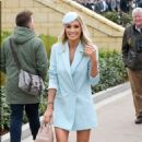 Laura Anderson at Cheltenham Festival on Day One - 454 x 748