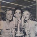 Luis Mariano - Cinemonde Magazine Pictorial [France] (22 August 1949) - 454 x 593
