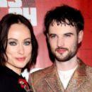 Olivia Wilde & Tom Sturridge Celebrate Opening Night of '1984'