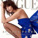 Vogue Brazil March 2019 - 454 x 619