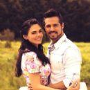 Livia Brito and José Ron