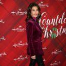 Kristian Alfonso – 'Christmas at Holly Lodge' Screening in LA