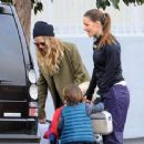 Teresa Palmer spotted in Los Angeles, California on January 10, 2017 - 454 x 351