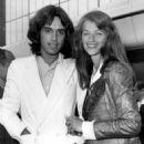 Jean-Michel Jarre and Charlotte Rampling - 454 x 571
