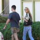 Stella Maxwell – Leaves Cafe Gratitude in Los Angeles - 454 x 681