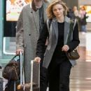 Chloe Moretz – Arrives at Charles de Gaulle Airport in Paris
