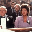 Michael Constantine and Lainie Kazan