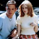 Rosie McGowan as Tatum Riley and Matthew Lillard as Stuart Macher in Scream (1996) - 454 x 303