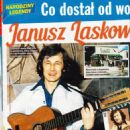 Janusz Laskowski - Nostalgia Magazine Pictorial [Poland] (August 2017) - 454 x 642