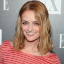 Lydia Hearst-Shaw - A|X Armani Exchange And ELLE's Joe Zee 'Disco Glam' Soiree Evening At A|X Robertson Store On May 25, 2010 In Los Angeles, California