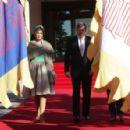 Princess Maxima and Prince Willem Alexander