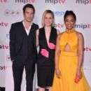 Jonathan Rhys Meyers- April 4, 2016- Roots World Premiere at MIPTV