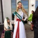 Maria Taipaleenmäki: Miss Earth 2015 National Costumes