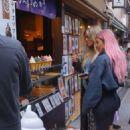 Kim Khloe and Kourtney Kardashian – Out in Tokyo