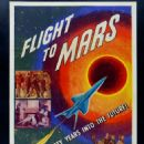 Flight to Mars movie posters
