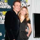 Jason Segel and Cameron Diaz At The 2011 MTV Movie Awards