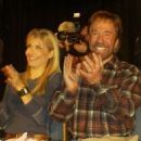 Chuck Norris and Gena O'Kelley - 454 x 605