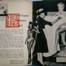 Lili St. Cyr - Tempo And Quick Magazine Pictorial [United States] (6 June 1955) - 454 x 340