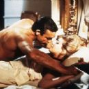 Daniela Bianchi and Sean Connery