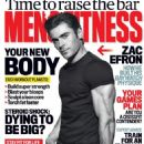 Zac Efron - Men's Fitness Magazine Cover [Australia] (September 2018)