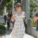Sophia Bush is seen out and about in Los Angeles CA July 1, 2016 - 399 x 600