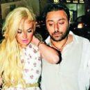 Vikram Chatwal and Lindsay Lohan - 450 x 283