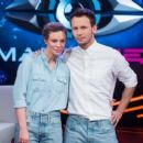 Magda and Mateusz in show ''Mamy Cię''