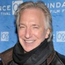 Alan Rickman and Rima Horton