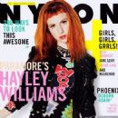 Hayley Williams Nylon Magazine April 2013 - 454 x 544