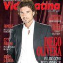 Diego Olivera, Mentir para vivir - Vida Latina Magazine Cover [United States] (14 February 2014)