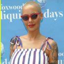 Amber Rose Hosts Liquid Sundays at the Foxwoods Resort Casino in Mashantucket, Connecticut - July 23, 2017 - 454 x 601