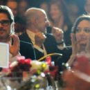 Angelina Jolie and Brad Pitt : ASC Awards 2015