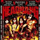 Gene Simmons, Paul Stanley, Tommy Thayer, Eric Singer - Headbang Magazine Cover [Turkey] (October 2009)