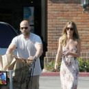 Rosie Huntington-Whiteley: BBQ Time with Jason Statham!