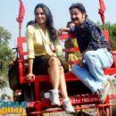 Chalo Dilli Poster and Pics (Vinay pathak and Lara Dutta)