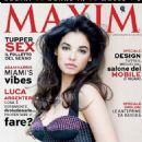Francesca Chillemi Maxim Italy April 2013 - 454 x 624