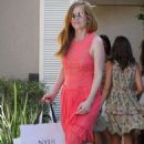 Isla Fisher – Arriving to The in Style Gifting Suite in Brentwood - 454 x 725