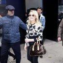 Kellie Pickler – Leaving 'Good Morning America' in NYC - 454 x 654