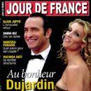 Alexandra Lamy and Jean Dujardin
